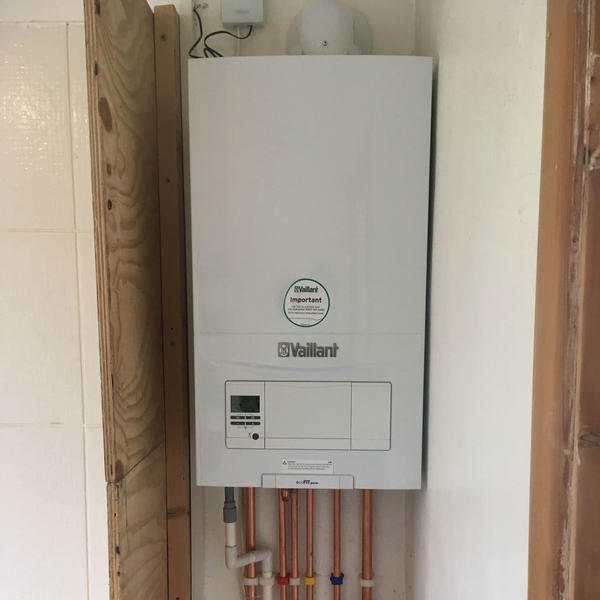 Full Central Heating Upgrade