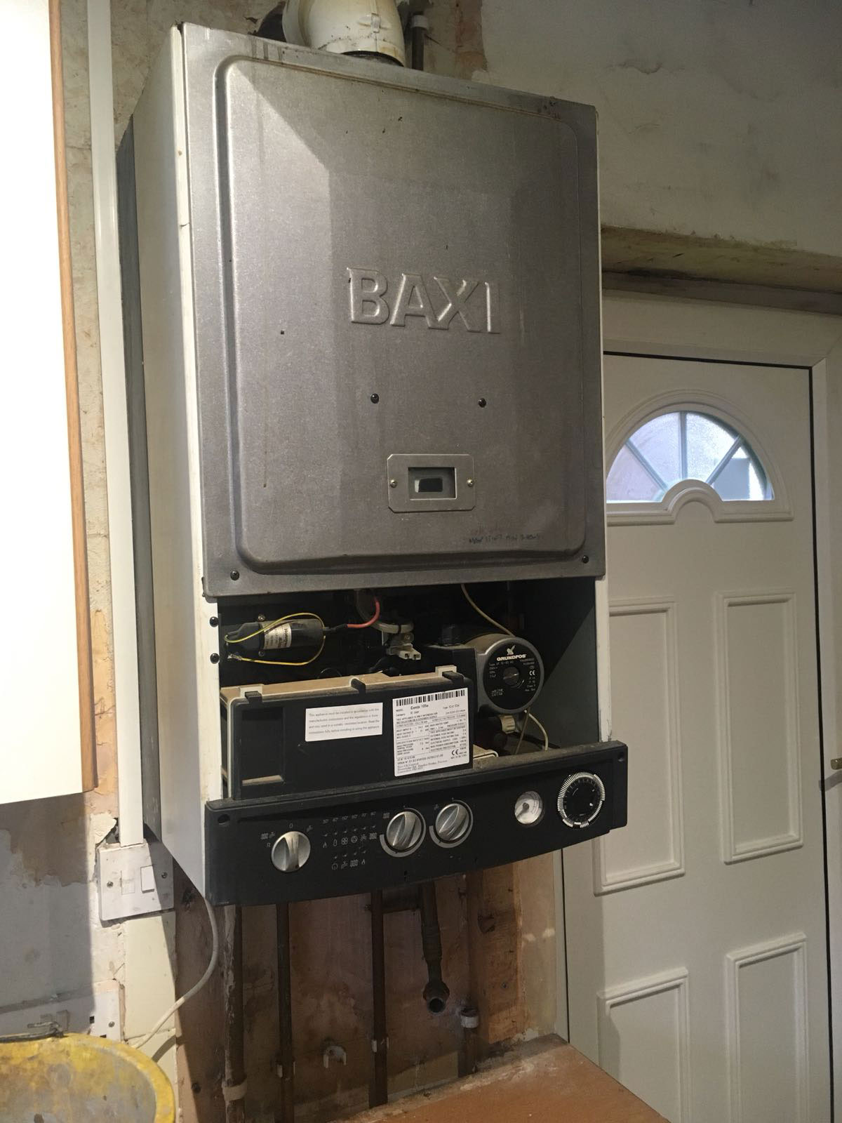 Full Central Heating Upgrade | MB Plumbing & Heating, (Nottingham) Ltd